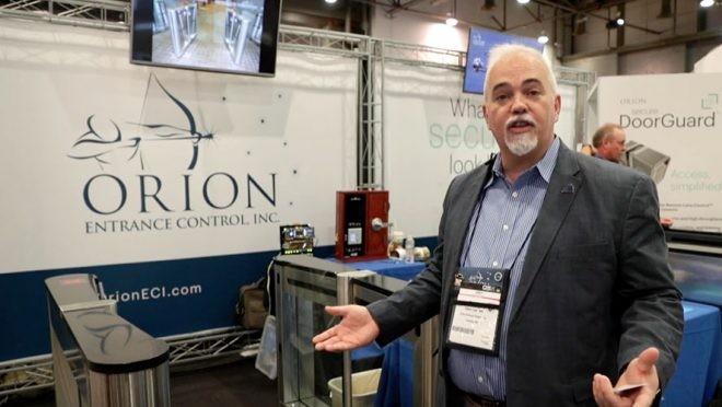 Orion Entrance Control, HID Global and Essex Electronics partner for increased throughput in turnstiles and customizable flush-mount iROX-T turnstile reader