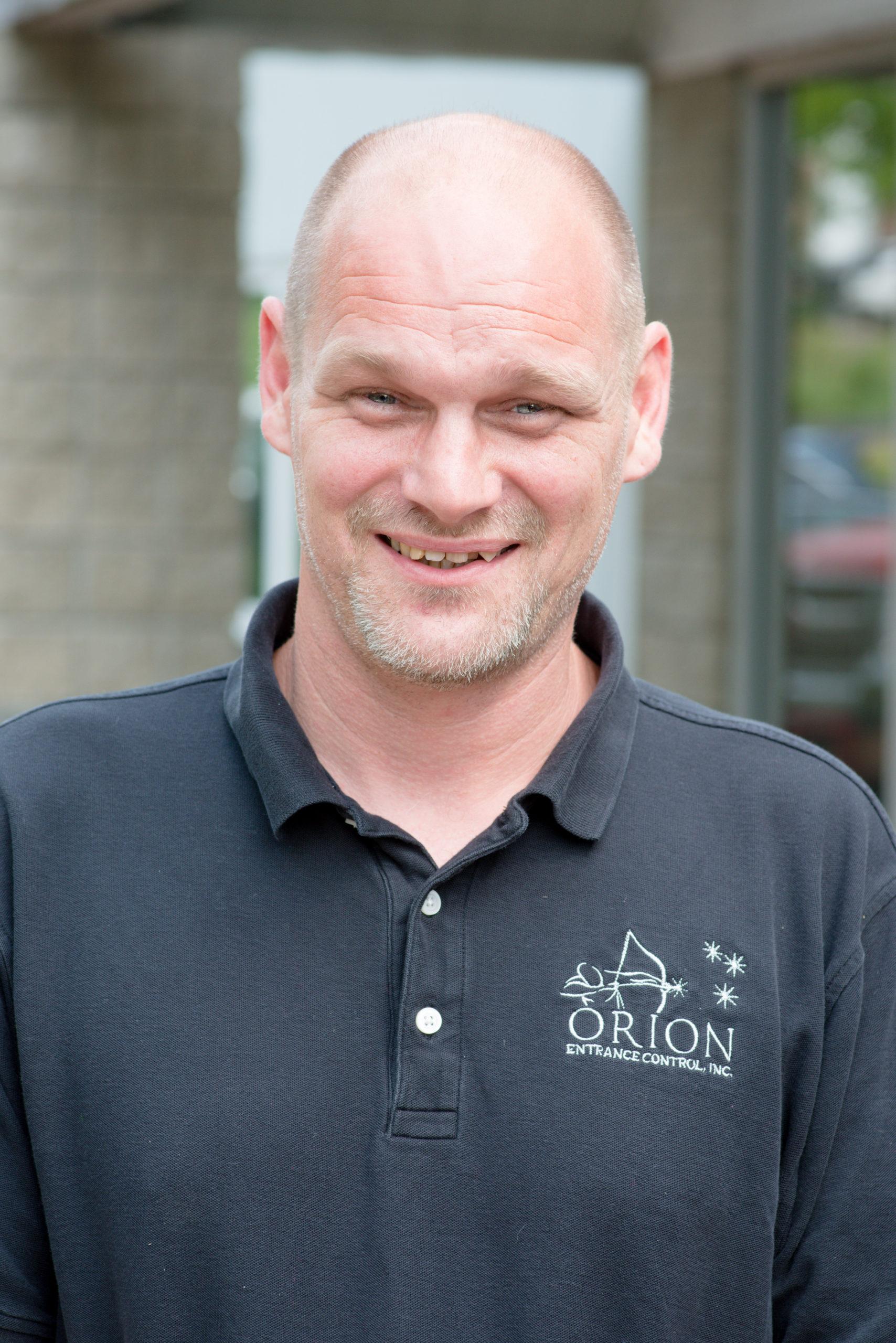 Roger Shepherd Orion ECI