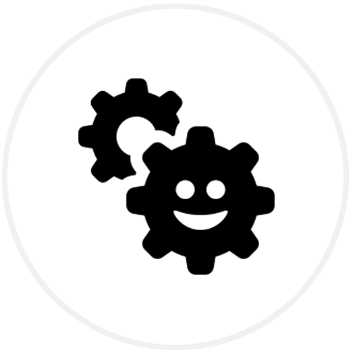 Smiley-Gears